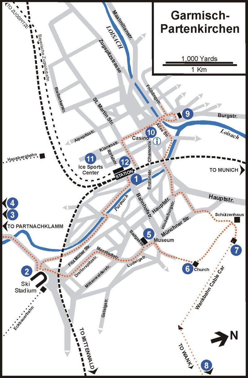 Map Of Germany Garmisch.Hastings House Us Garmisch Partenkirchen Germany
